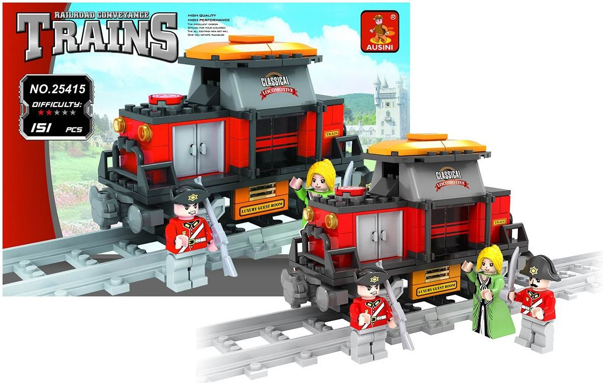 Ausini Trains 25415 Vlak