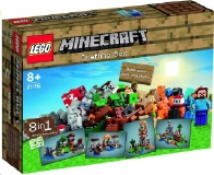 Lego Minecraft 21116 - Crafting box - 8 modelů v sadě!