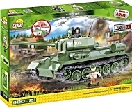 Cobi Small Army 2476 T34/85 m 1944