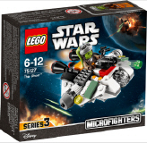 Lego Star Wars 75127 - Loď Ghost
