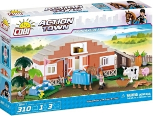 Cobi Action Town 1875 Farma
