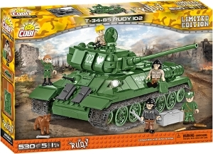 Cobi Small Army 2524 T34 Rudy 102