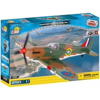 Cobi 5518 Small Army Hawker Hurricane Mk I