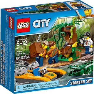 Lego City 60157 Džungle - startovací sada