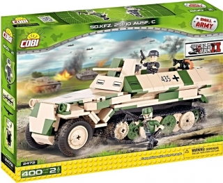 Cobi Small Army 2472 Sd. Kfz. 251 Ausf. C