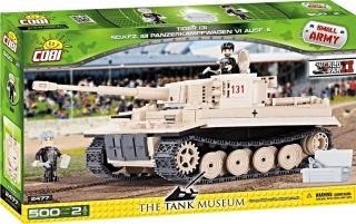 Cobi Small Army 2477 Tiger IV Ausf. E