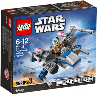 Lego Star Wars 75125 - X-Wing fighter