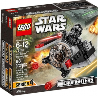 Lego Star Wars 75161 TIE Striker